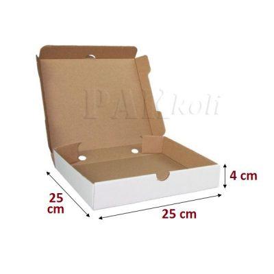 25lik pizza kutusu, 25 cm lik pizza kutusu