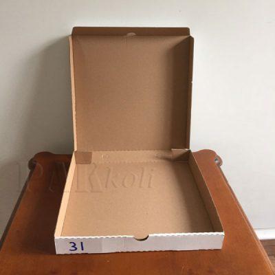 en ucuz pizza kutusu, 31lik pizza