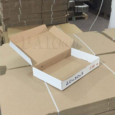 beyaz lahmacun kutusu