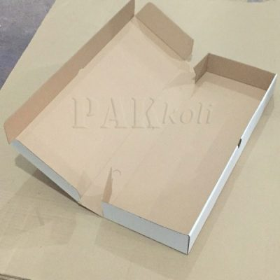 beyaz uzun kutu, lahmacun kutusu